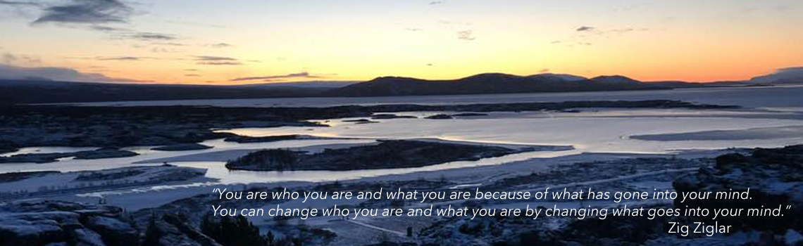 You are who you are…
